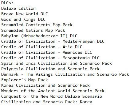 Sid Meier&#039,s Civilization 5